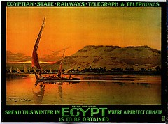 Spend winter in Egypt from 1907