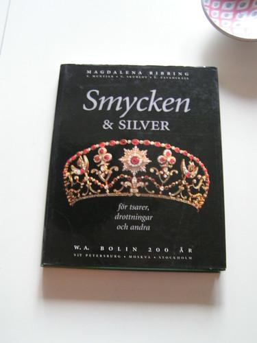 Smycken och silver för tsarer, drottningar och andra.