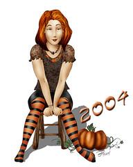 Pumpkin Spice 2004
