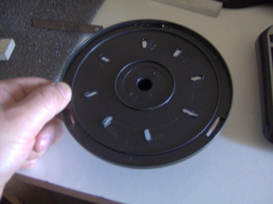 Porta CD-DVD 3