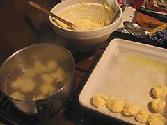 repas gnocchis