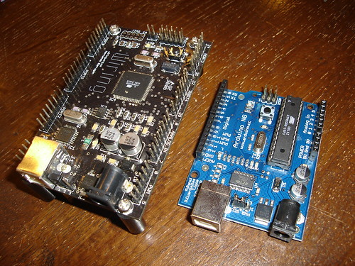 Wiring & Arduino