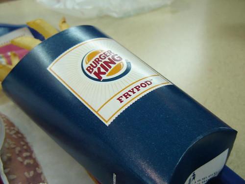 Frypod.
