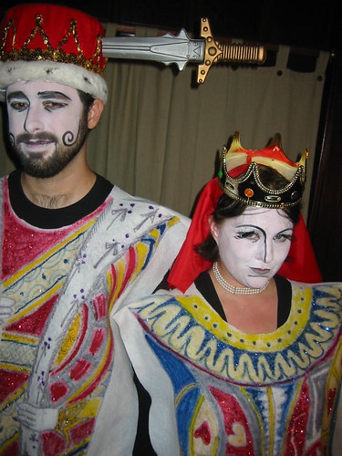 Suicide King & Queen of Hearts