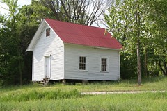 Poteat One-Room School House
