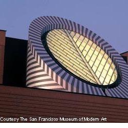 San Francisco Museum of Modern Art:Swiss architect Mario Botta