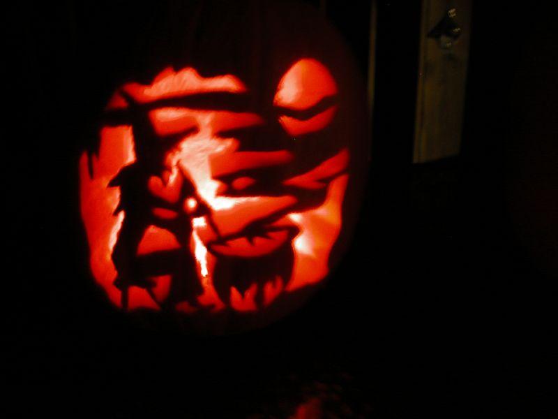 Halloween Pumpkins 001