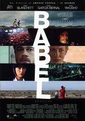 Trailer y póster español de 'Babel'