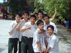 S4 & S5 gangs