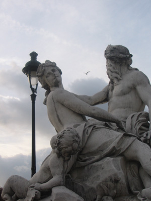 statue Paris