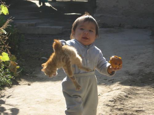 Terrorist number one - Dushanbe, Tajikistan / 国際テロリスト(タジキスタン、ドウシャンベ)
