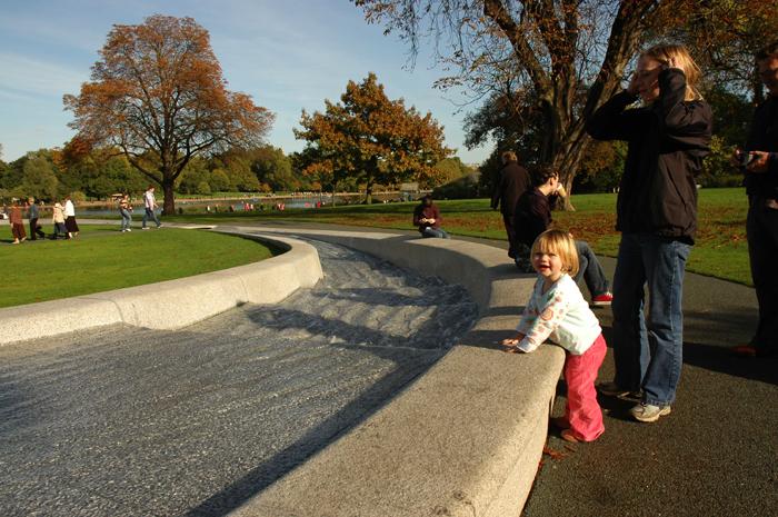 Daiana's Memorial Fountain:: Click for previous photo