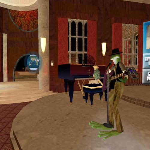 Frogg and Jaycatt Sing