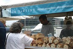 La Tartine stall