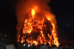 Brockham Bonfire 2006 #9