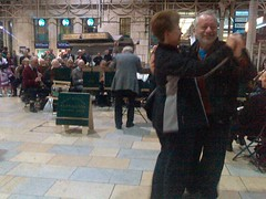 Reunion at Paddington Station