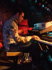 Richard Z on the keys