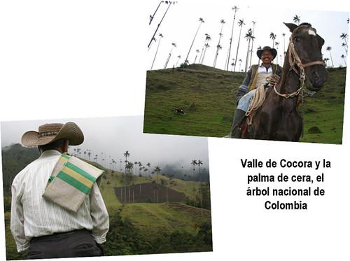personajes del valle de cocora