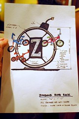 Zoobomb rack idea sketch