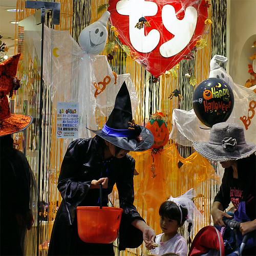 Motomachi Halloween 2006-09