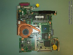 Thinkpad R51 Motherboard