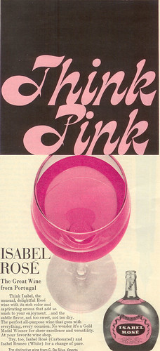 Vintage Ad #96 - Think Pink Booze