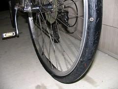 Flat Tire: Broad View