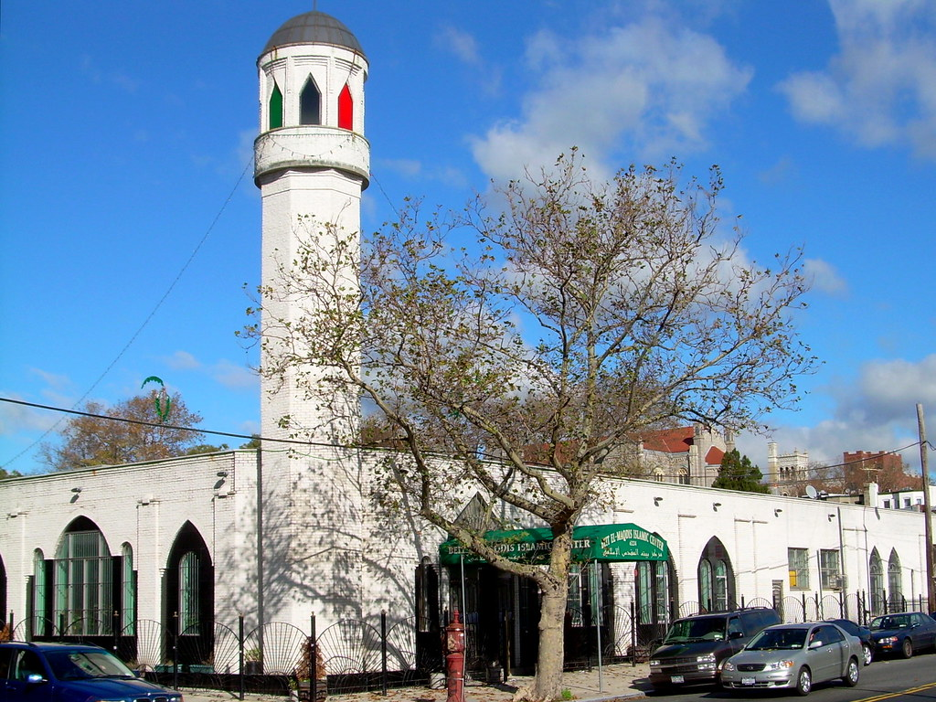 mosque, sunset park