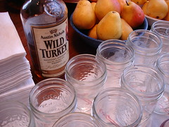 sweet tea & bourbon bar
