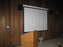 CASBS main seminar room