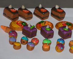 dolci pasta sintetica