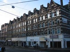 Vinkzicht in de Kinkerstraat