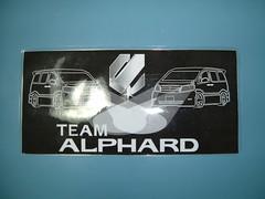 TEAM ALPHARD