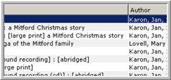 ILS Series Mitford