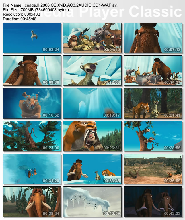 Iceage.II.2006.CE.XviD.AC3.2AUDIO.CD1-WAF