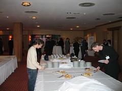 Pauseneindrücke von den Contentmanager.days 2006