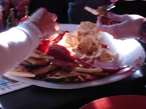 appetizer platter