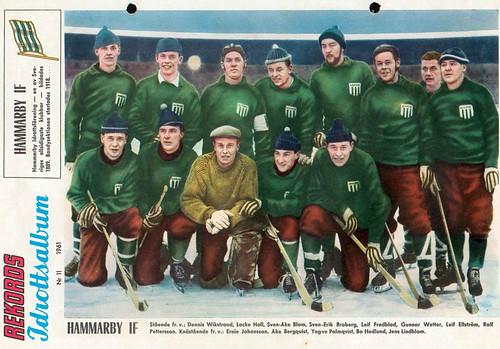 Hammarby IF 1961
