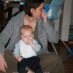 Like mother like son<br/>25 Nov 2006