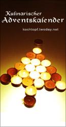 Kulinarischer Adventskalender - 13