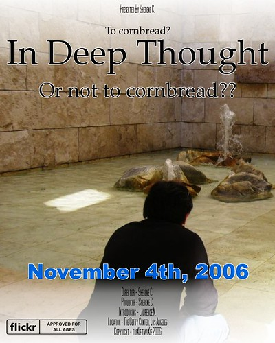 deep thought poster
