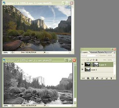 HDR Photoshop Tutorial 4