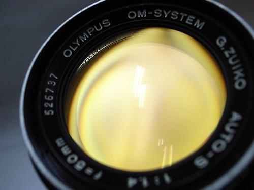 OM G.ZUIKO 50mm f1.4
