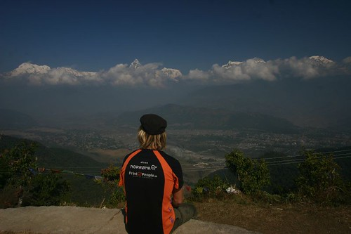 The magic Himalayan views weren't a myth after all!