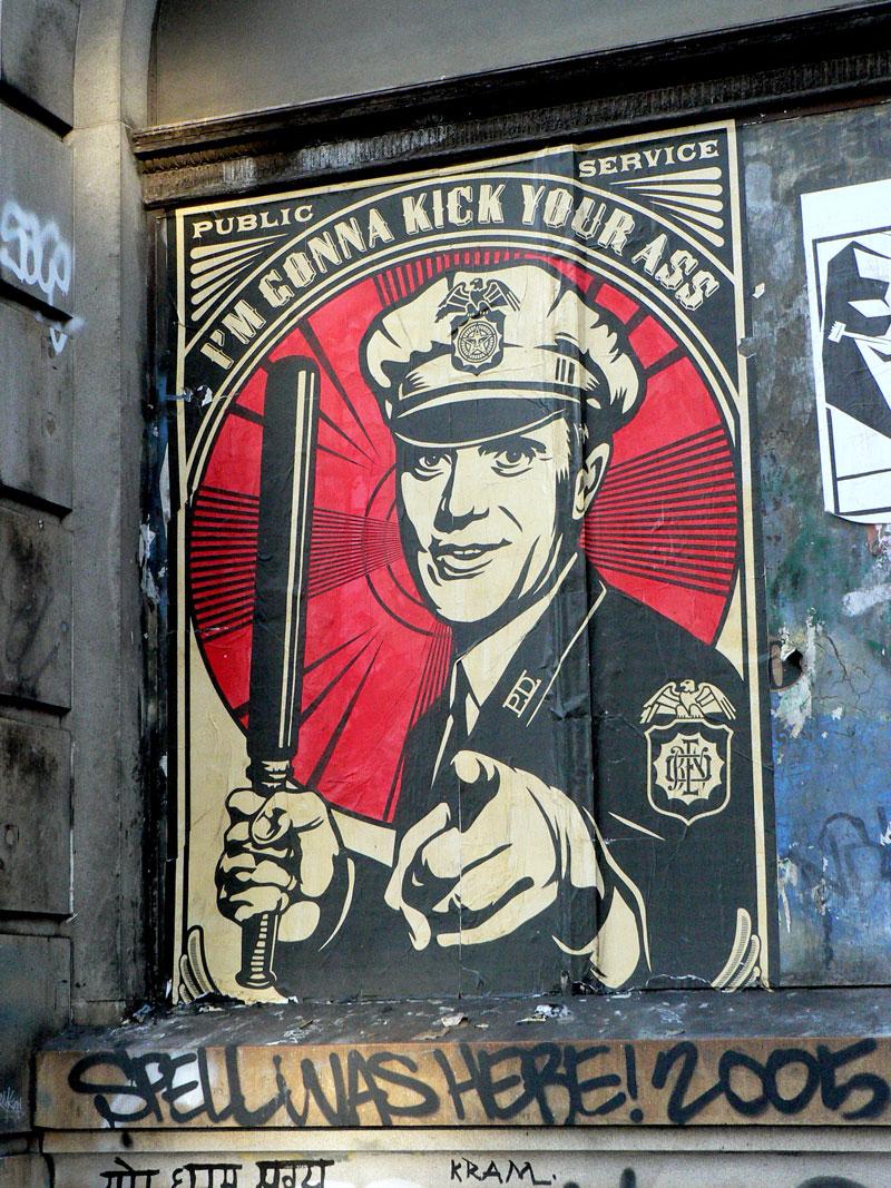 1000+ ideas about Obey Art on Pinterest   Graffiti ...