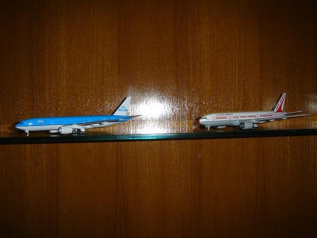04 KLM 777 AirIndia 777