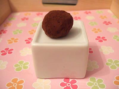 truffe Earl Grey
