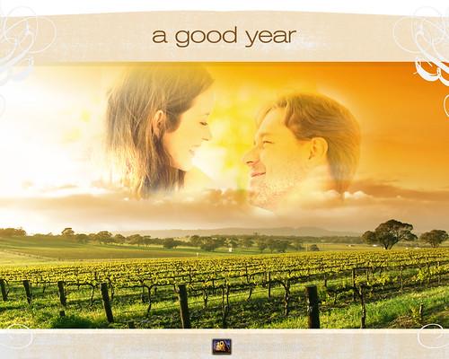 [電影]美好的一年 A Good Year