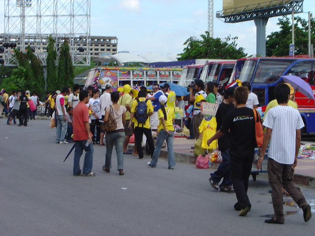 2007 AFC Asian Cup. Thailand V Oman | Flickr - Photo Sharing!
