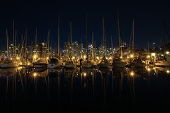 False Creak Marina -Vancouver photo by D-K-D